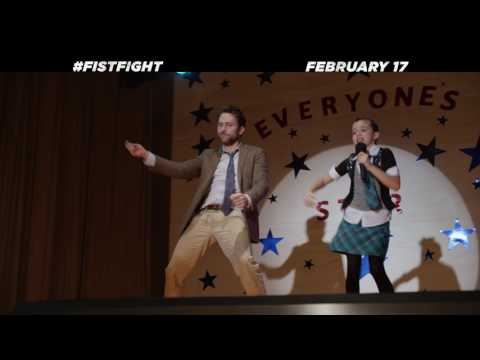 "FIST FIGHT - ""Everyone Cheer"" TV Spot"
