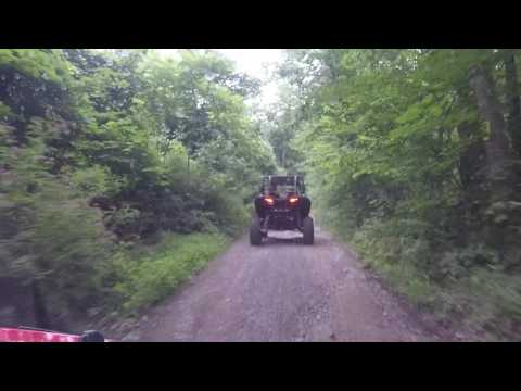 Elk Garden WV ATV Ride Part 1