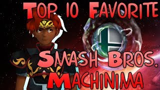 Top 10 BEST Smash Bros. Machinima Series