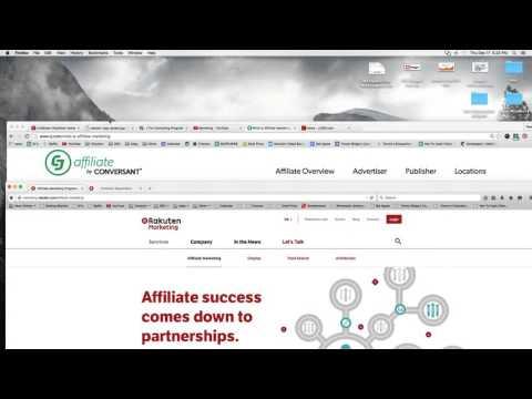 Rakuten Linkshare.com - An Overview of the Affiliate Network