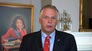 Virginia Gov. McAuliffe says white supremacists are