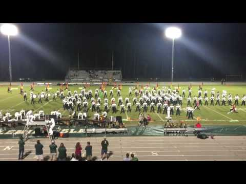 "Fleming Island High School marching band 2016 - ""If You Believe"""