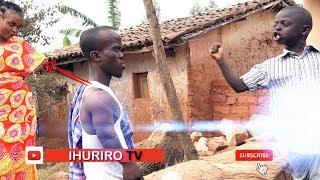Wowe ukubitwa nUmugore KOMANDA  KACAMAN Ntavyuzi...Rwanda, Burundi  Tanzania Comedians...