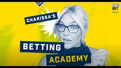 Charissa's Betting Academy - Over/Under