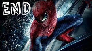 The Amazing Spider-Man - ENDING / LIZARD BOSS - Gameplay Walkthrough - Part 30 (Video Game)