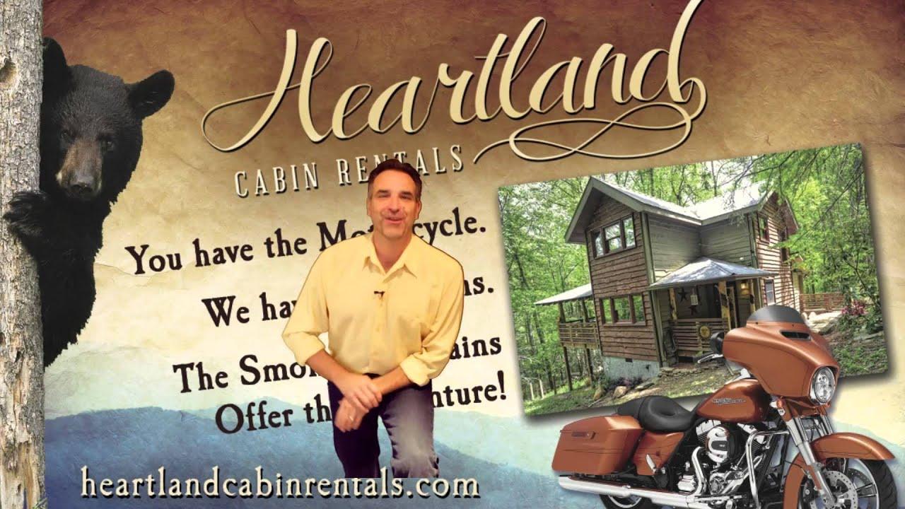 Heartland Rentals Pigeon Forge Cabin Rentals