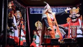 Yakshagana Agrapooje by Dharmasthala mela 1