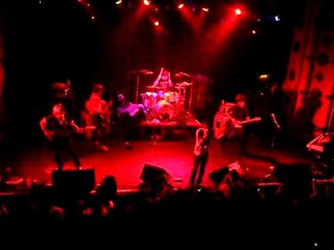 Treaty of paris- Tired All the Time live at Metro Chicago 8.31.08