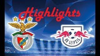 Benfica vs RasenBallsport Leipzig - All goals & highlights Emirates