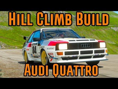 Forza Horizon 4 - Hill Climb Build - Audi Quattro thumbnail