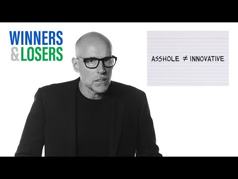 Scott Galloway: Asshole ≠ Innovative