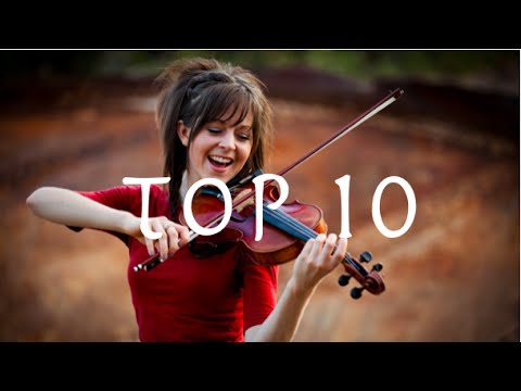 Top 10 Lindsey Stirling Songs