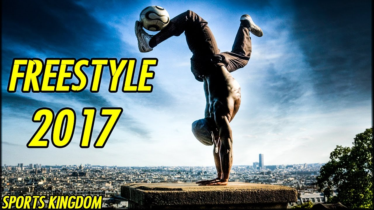 The most creative freestyle sport