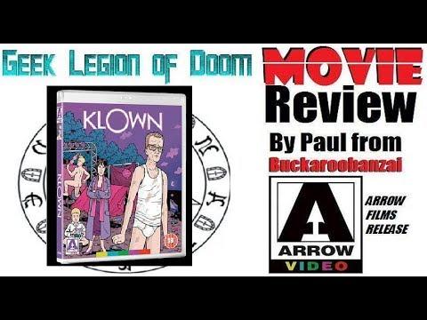 KLOWN ( 2010 Frank Hvam ) aka KLOVN Comedy Movie Review 2017 Arrow films