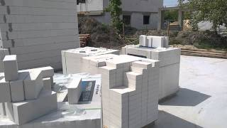 Ściany - bloczki silikatowe Sil-Pro