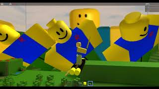 ROBLOX - The town of NOOBVILLE!