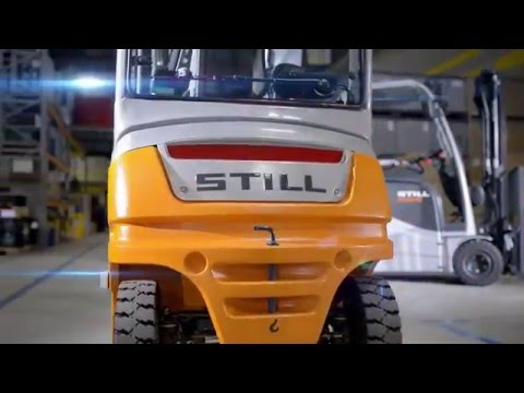 Электропогрузчик STILL RX20 1,4 - 2,0 тн