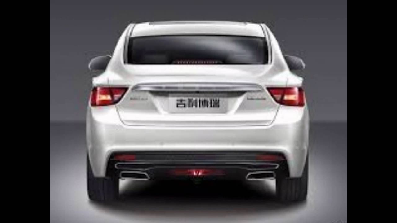 2016 Geely Emgrand Ec8 White Ash Youtube