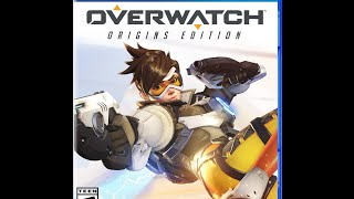 Overwatch PS4 Gameplay LIVE