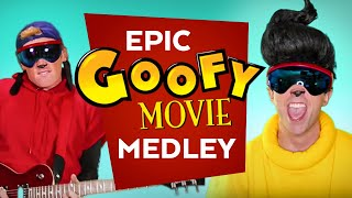 EPIC GOOFY MEDLEY!! - Peter Hollens & Stuart Edge