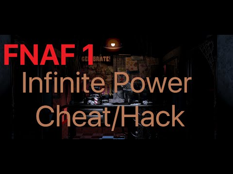 Five Night at Freddy's Power Cheat/Hack