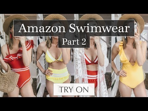 Amazon Swimsuit Try On & Review Part 2 | Lee Benjamin