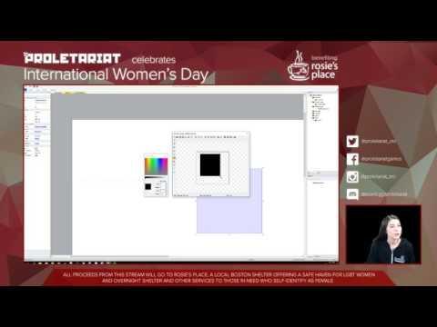 International Womens Day 2017 Charity Stream (Part 1) - 3/8/2017