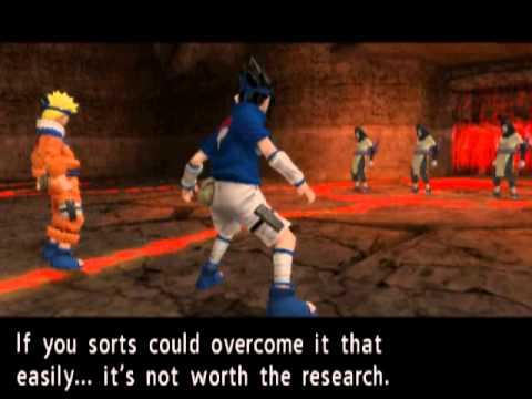 Naruto: Uzumaki Chronicles (PS2) - Part 22 [Final]