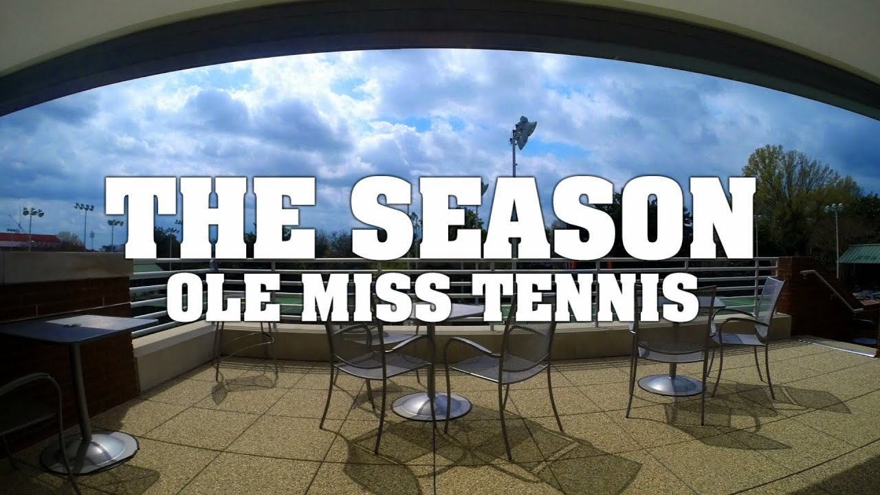 The Season: Menu0027s Tennis Senior Day. Ole Miss Rebels