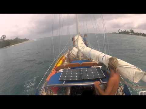 VIDEO Sailing Leaving Fanning Island.m4v
