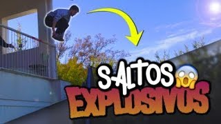 SALTOS EXPLOSIVOS 💣SHIFER VS GUILLEWHAT VS JEYX