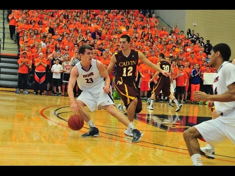 NCAA D3 Men's Basketball - Hope College v. Calvin College