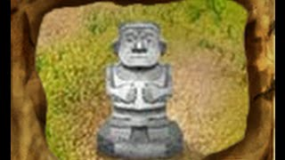 Virtual Villagers 1 Puzzles/Milestones Guide: #12 The Idol