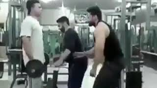 Funny punjabi videos 2017 -2018 latest | Gym funny video