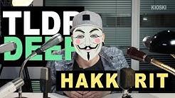 Hakkerit ja muut velhot - TLDRDEEP