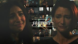Alex & Maggie (sanvers) Full Story [2x03-3x05]