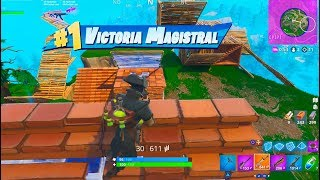 CRAZY END WITH THE NEW SKIN! FORTNITE: Battle Royale