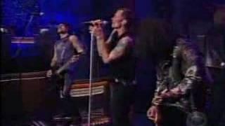 Velvet Revolver Live   Slither Letterman