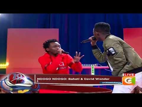 David Wonder, Bahati unleash new track #NdogoNdogo #10Over10