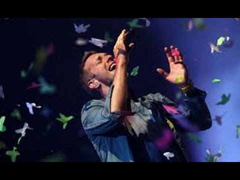 True Love By Coldplay - Live
