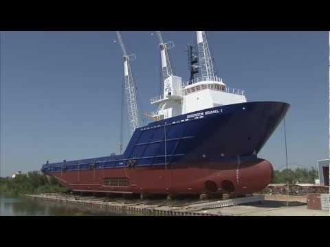 Hull 270 - Deep Stim Brasil I Launch