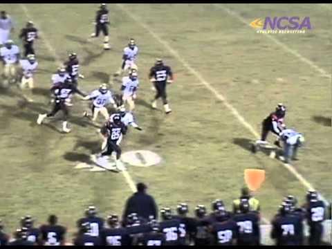 Jonathan Daniels (Football Recruiting Video)