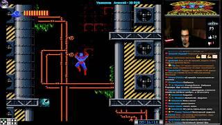 Captain Planet And The Planeteers прохождение U  Игры Dendy Nes Famicom 8 Bit 1991 Стрим RUS