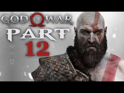 """God Of War (2018) - Let's Play - Part 12 - """"Escape From Helheim"""""""