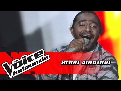 Philip - P.D.A. (We Just Don't Care) | Blind Auditions | The Voice Indonesia GTV 2018