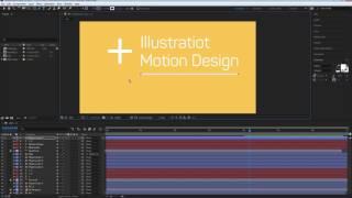 Курс молодого бойца Adobe After Effects CC урок 7 заключительный урок КМБ #motionstyle