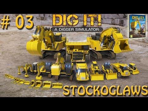 Lets Play Dig IT! - Episode 3 ( We buy Big )