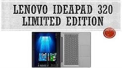LENOVO ideapad 320 14'' Laptop Limited Edition Quick Overview
