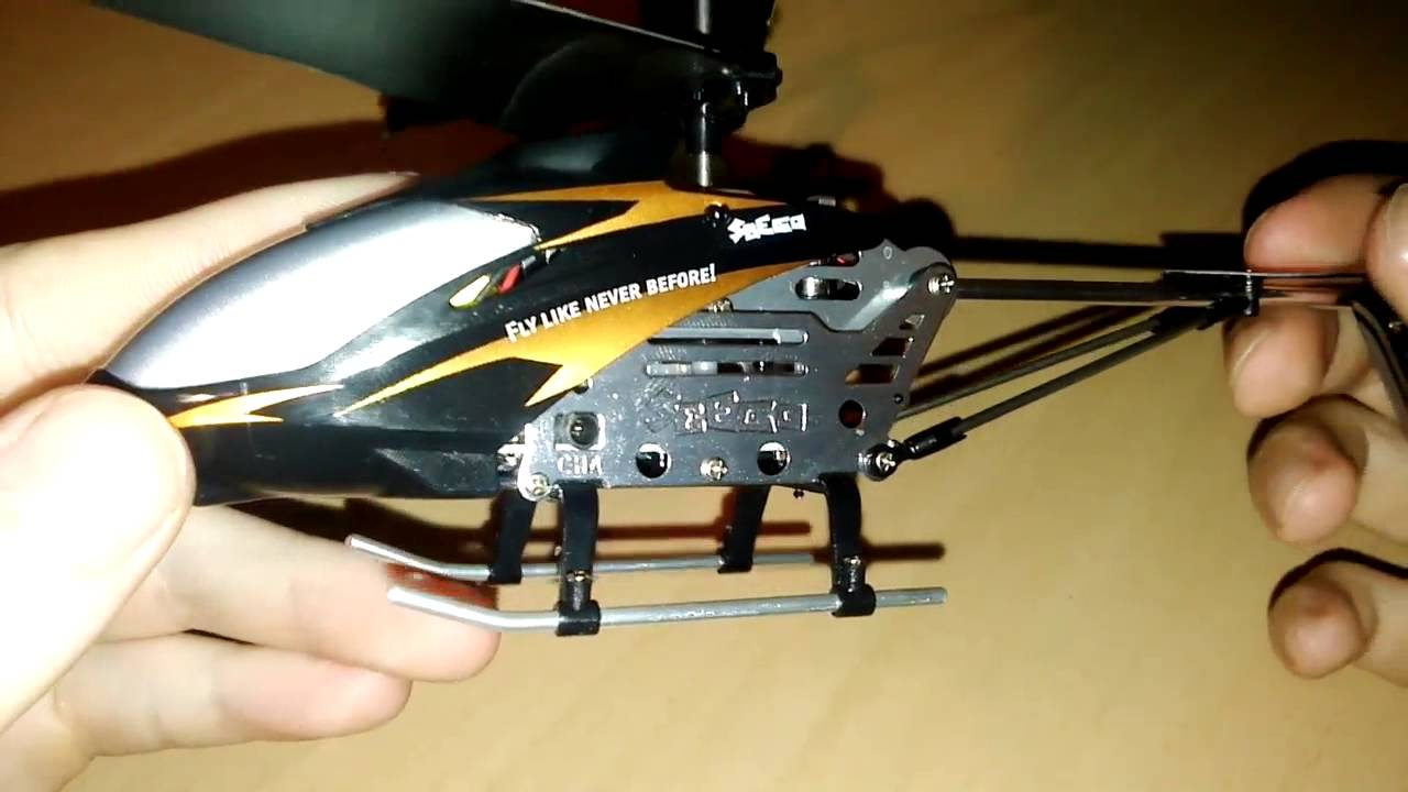 35 Channel Rechargeable Mini R C Helicopter Airplane Built In Gyro Rc Parts Diagram Together With Quad Rotor Wiring Infrared Remote Controller Youtube
