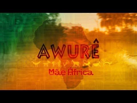 CULTNE DOC - Chamada do Grupo Awurê - Mãe africa